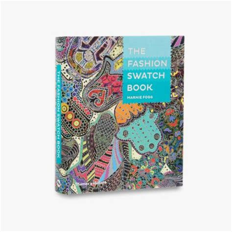 libro the fashion swatch book classic and modern fabrics