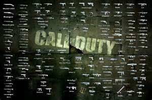 Call of duty call of duty 1920x1280 wallpaper weapons wallpaper