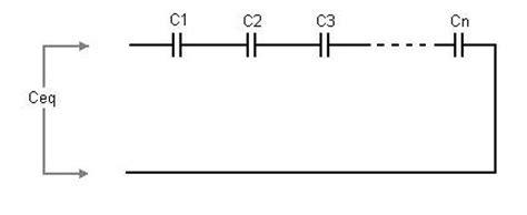 capacitor em serie led associa 231 227 o de capacitores eletr 244 nica infoescola
