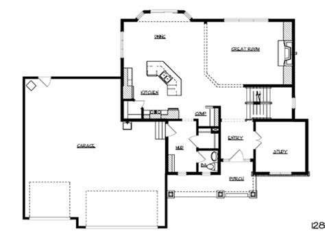 melbourne 1051 3 bedrooms and 2 baths the house designers