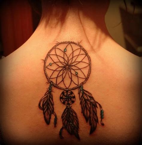 28 artistic dreamcatcher tattoo designs creativefan