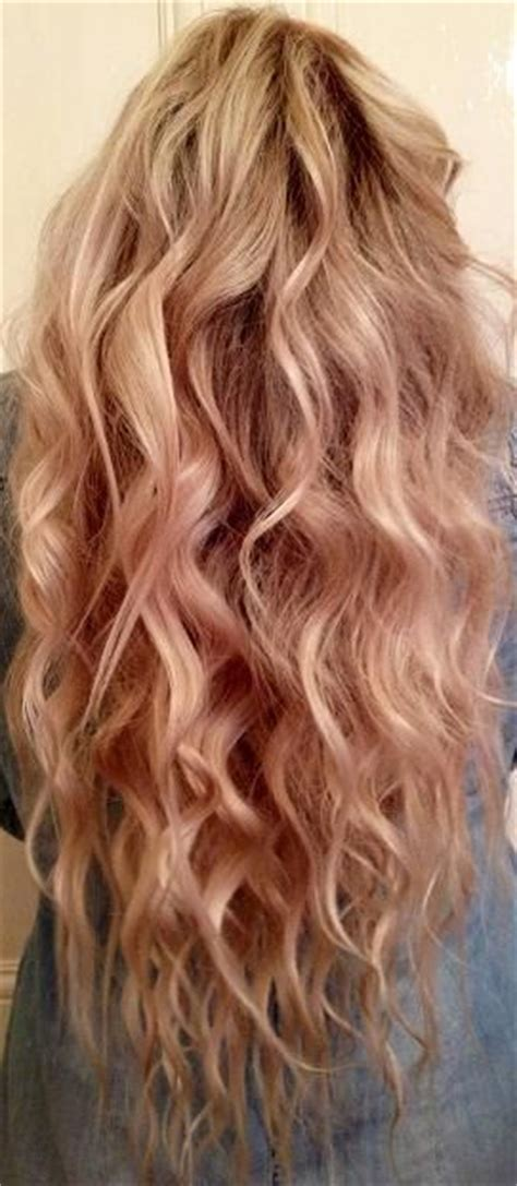 what is a summer wave hair perm 17 best ideas about loose wave perm on pinterest loose