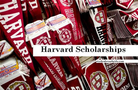 Mba Scholarships International Students Harvard by Harvard Scholarships How To Apply Harvard