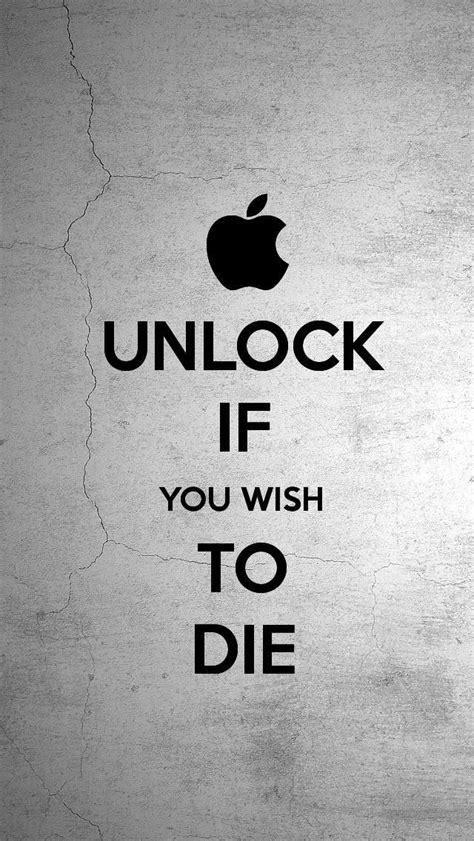 wallpaper iphone 5 unlock best funny iphone backgrounds cool collection 2014