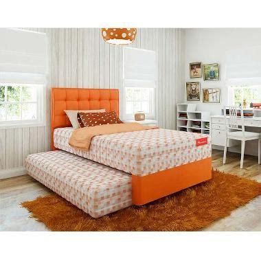 Elite Set Kasur Bed 100 X 200 jual kasur springbed terbaru kualitas terbaik