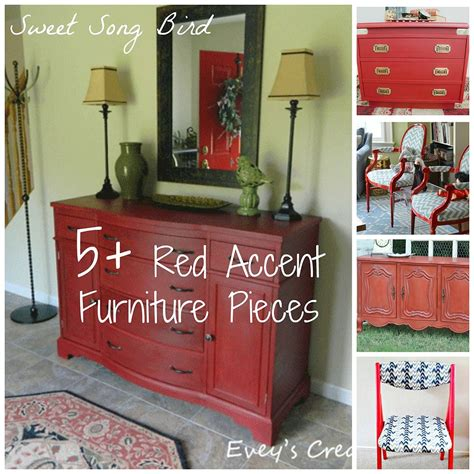 home decor accent pieces hometalk red furniture inspiration powerofpaint evey