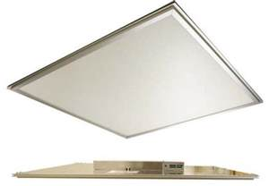 led light fixtures for kitchen maxlite edge lit 2 x 2 led flat panel fixture