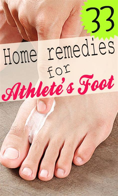 17 best ideas about athletes foot cure on