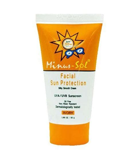 Immortal Sun Protector Compact Uva Uvb Ivory minus sol sun protection spf 30 50g color ivory in the uae see prices reviews and