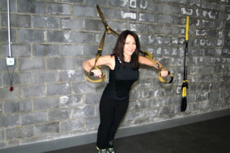 Barnes And Noble Chicago Trx Suspension Training Do More With A Couple Straps