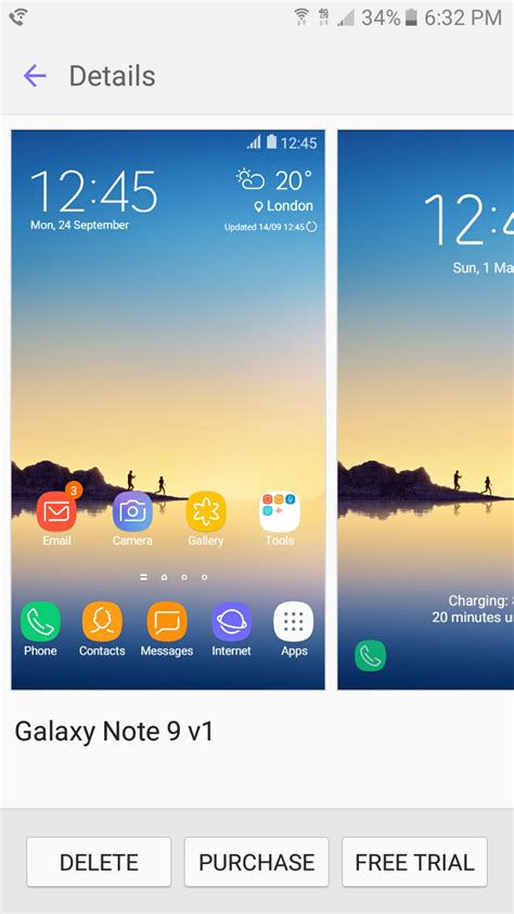 themes samsung note 8 download galaxy note 8 samsung theme for all samsung