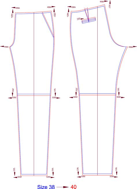 jeans pattern maker fashion cad pattern making free sewing pattern download