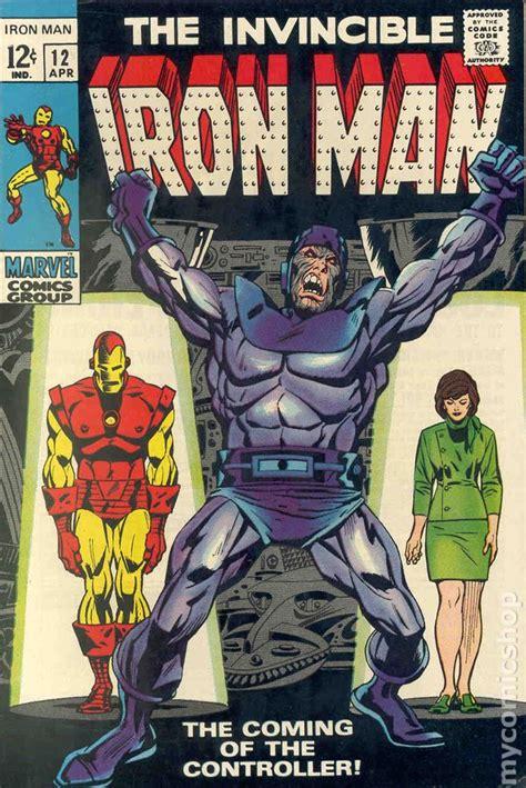 iron in my books iron 1968 1st series comic books