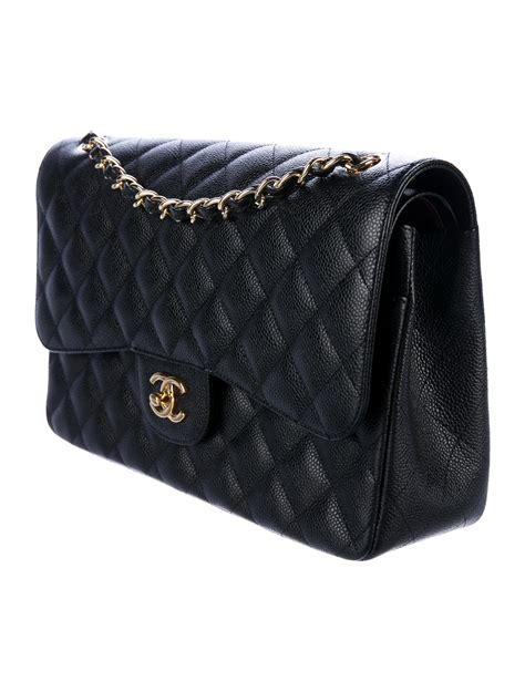 Chanel Classic Bags by Chanel Classic Jumbo Flap Bag Handbags