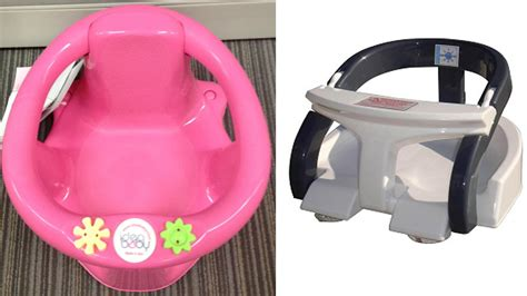 baby bathtub seat recall baby bath seats recalled due to drowning hazard abc7 com