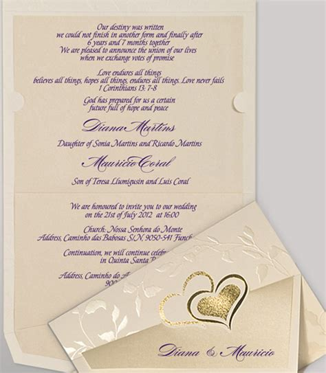 christian wedding card templates christian wedding invitation wording theruntime
