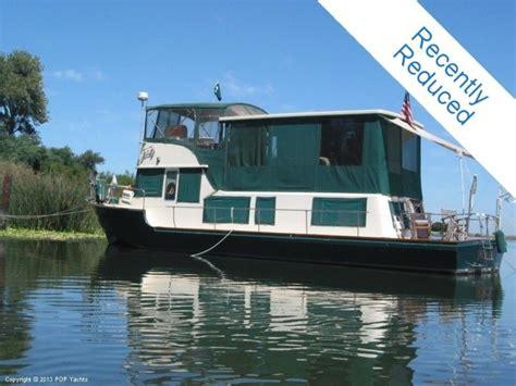 boats for sale stockton ca 1970 gran mariner yachts 43 coastal cruiser trawler