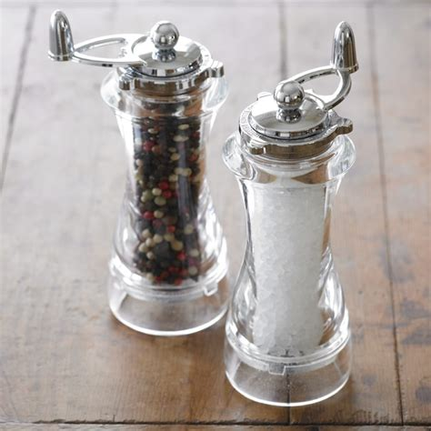 pepper mill with crank handle salt and pepper grinders that spice up your kitchen