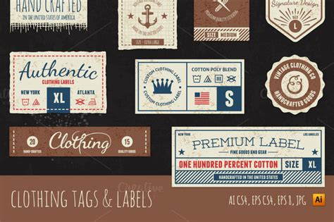 Hoodie Chion Ful Tag Label clothing tag labels objects on creative market
