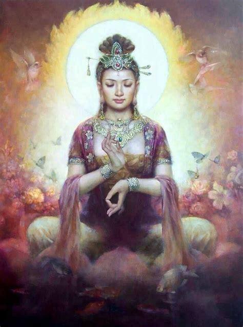 compassion  gifts  goddess kuan yin  earth