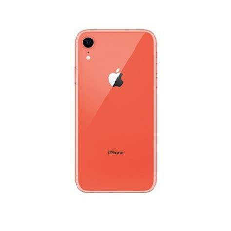 apple iphone xr gb coral unlocked