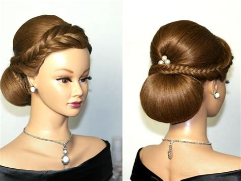 hairstyles for download wedding hairstyle for medium long hair elegant updo