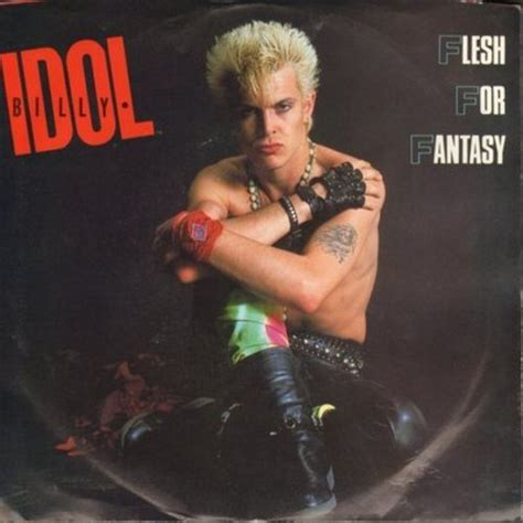 Billy Idol The Dead Next Door by Billy Idol Flesh For Records Lps Vinyl And Cds