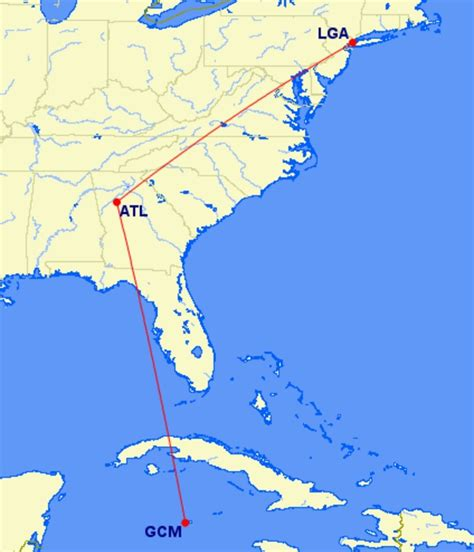 new york airfare deal 62 to the cayman islands view from the wing