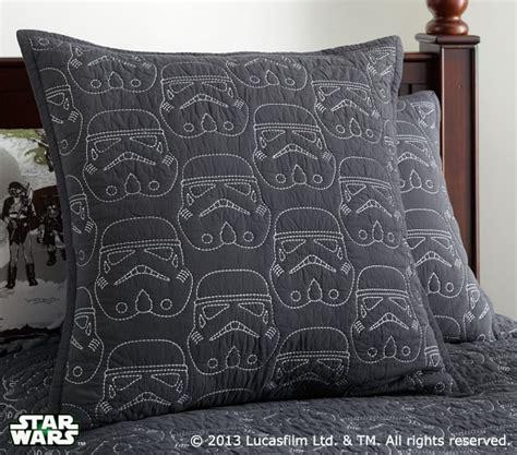 stormtrooper bedding star wars stormtrooper quilt pottery barn kids