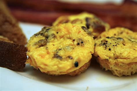 Links Baked Egg Muffins by Scrambled Egg Muffin Bites A Southern Fairytale