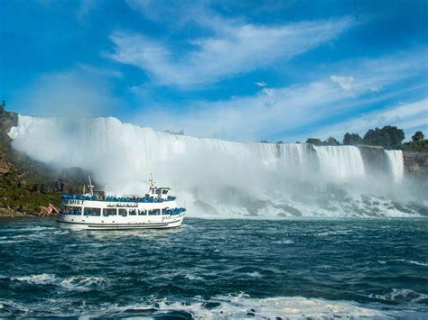 boat ride niagara falls ny explore niagara falls which side is better wandering