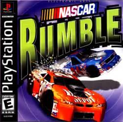 emuparadise rumble racing nascar rumble ntsc u iso