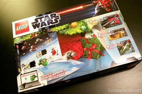 Calendrier De L Avent Lego Wars 2013 Calendrier De L Avent Lego Wars Goldengeek