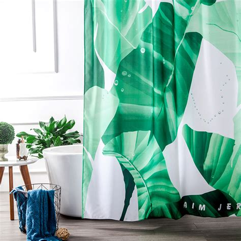 eco shower curtain eco friendly fabric shower curtain liner curtain