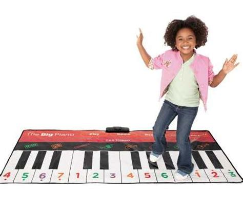 Fao Schwarz Piano Mat by Family Toys And Board