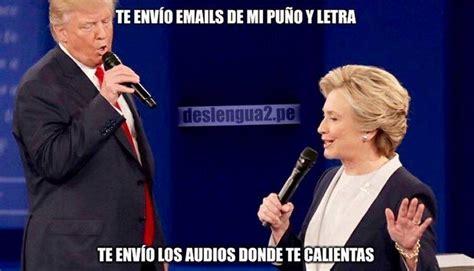predicciones de las elecciones de usa del 2016 elecciones en usa memes que dej 243 el segundo debate