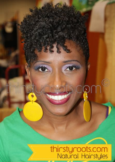 pic of black women over 50 with natuaral hair natural hairstyles for black women over 50