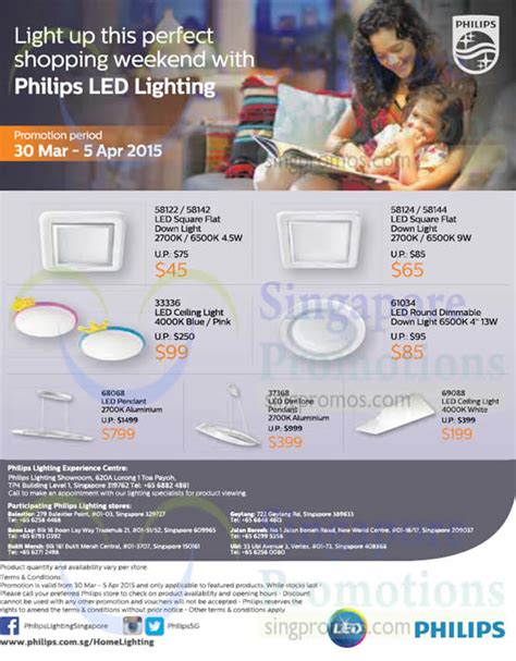 philips new year promotion philips led lightings offers 30 mar 5 apr 2015
