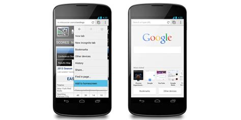 reset android ice cream google freezes chrome development for android 4 0 ice