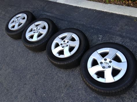 Toyota Wheels For Sale For Sale 2010 Toyota Prius Oem Stock Rims And Wheels X 4