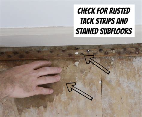 can you install carpet on steps witout tack strips how to remove carpet without breaking your back