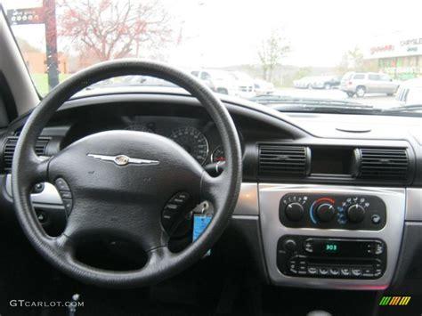2006 Chrysler Sebring Interior by 2006 Chrysler Sebring Touring Sedan Dashboard Photos