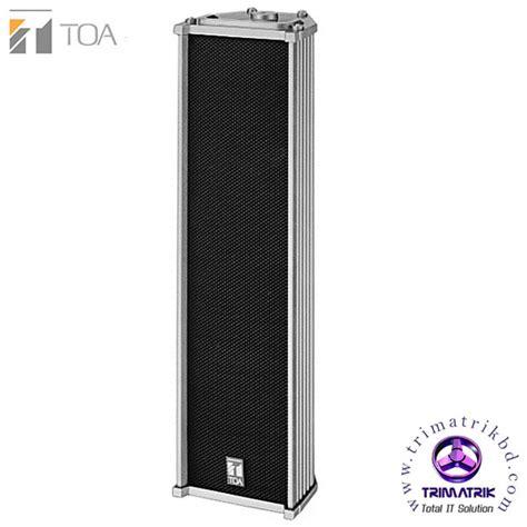 Speaker Toa Tz 205 toa tz 205 column speaker trimatrik multimedia
