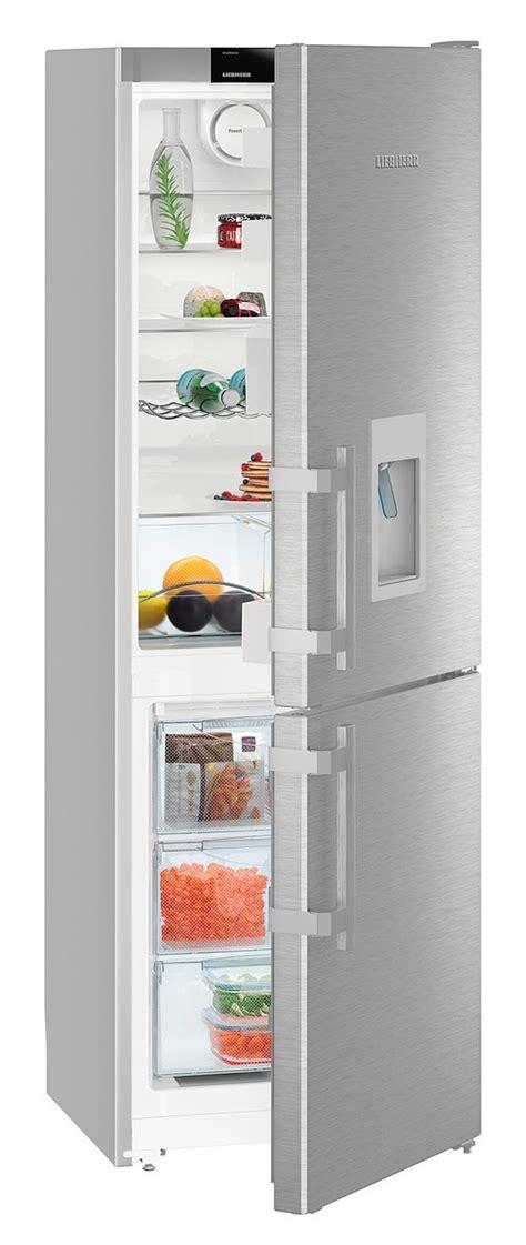 comfort appliances cnef 3535 comfort nofrost fridge freezer with nofrost