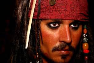 This is johnny depp we are talking about though if you aren t tan
