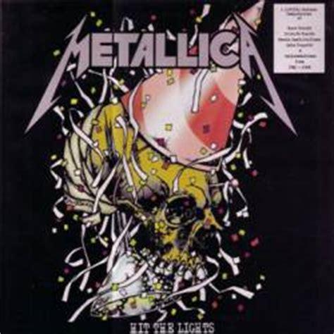 metallica hit the lights bootleg lp bootleg spirit of