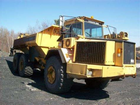 1991 volvo a35 for sale 12 746 hours laflin pa 25286