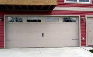 Wayne Dalton 9600 Garage Door Siding With Almond Garage Door And Trim By Wayne Dalton Garage Door Photo Gallery