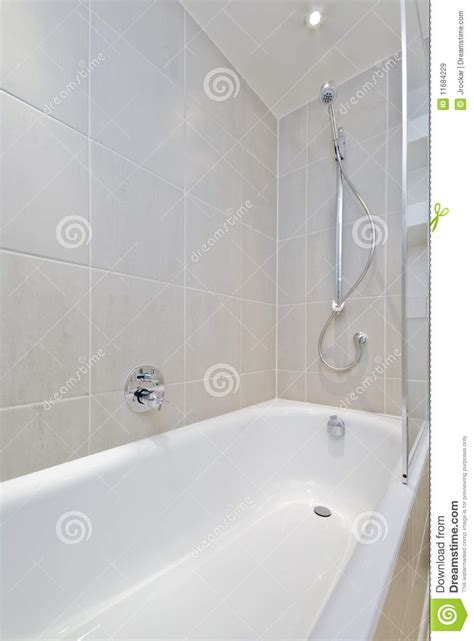 bathtub spa attachment bath tub with shower attachment royalty free stock images