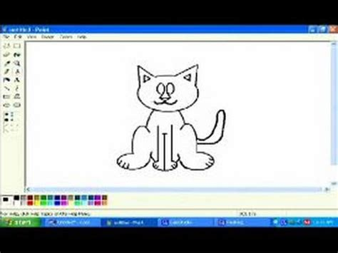 drawing on computer computer paint drawings www pixshark images